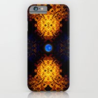 iPhone & iPod Case featuring Earth And Fire by ````