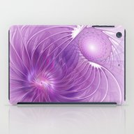 Protection, Abstract Fra… iPad Case