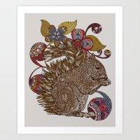 Emaline Art Print