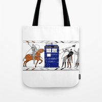 Nocens Lupus (Bad Wolf) Tote Bag