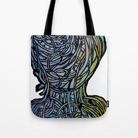 Windower White Tote Bag