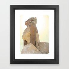 oh marilyn...  Framed Art Print