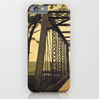 iPhone & iPod Case featuring Country Bridge  by Leah M. Gunther Photography & Design