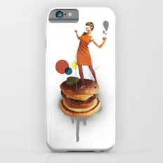 These Burgers Are Crazy | Collage iPhone 6 Slim Case