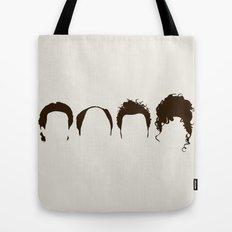 Seinfeld Hair Tote Bag