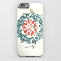 iPhone & iPod Case featuring CALEIDOSCOPIO ORNITOLÓGICO by Willy Ollero
