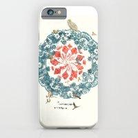 CALEIDOSCOPIO ORNITOLÓG… iPhone 6 Slim Case