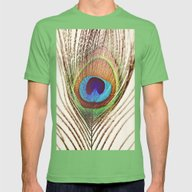T-shirt featuring Peacock by Laura Ruth