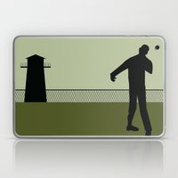 Walking Dead Laptop & iPad Skin