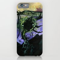 iPhone & iPod Case featuring Deconstruction and Growth by Whatever Stuck