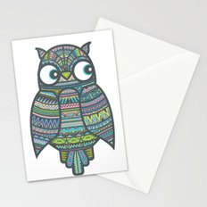 Whoo Me? Stationery Cards