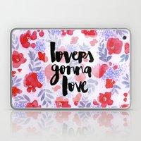 Lovers [Collaboration Wi… Laptop & iPad Skin