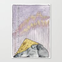 space weather Canvas Print