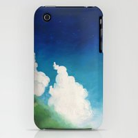 iPhone 3Gs & iPhone 3G Cases featuring mountain road by daniel shervheim