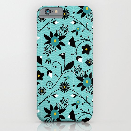 Folky Floral iPhone & iPod Case