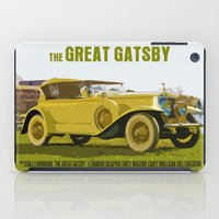 The Great Gatsby Movie P… iPad Case