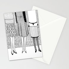 the sunny side of the street Stationery Cards