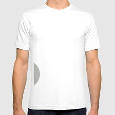 Trainspotting White Mens Fitted Tee SMALL