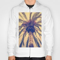 Tenerife Palm Tree Hoody