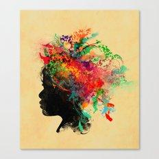 Wildchild Canvas Print