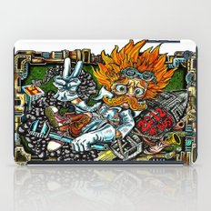 heimerdinger color variant iPad Case