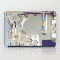Santorini Lounge iPad Case