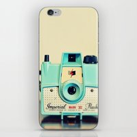 Imperial Duo iPhone & iPod Skin