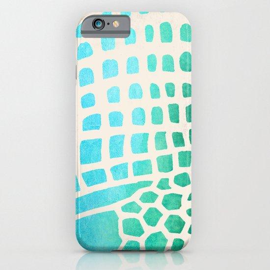 Watercolor Armadillo iPhone & iPod Case