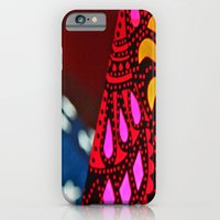iPhone & iPod Case featuring BOOM I by Hiver & Leigh