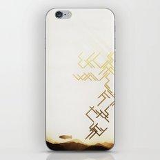 Kiss the Sky iPhone & iPod Skin