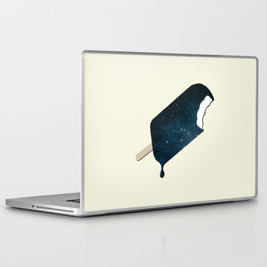 Space Melter Laptop & iPad Skin