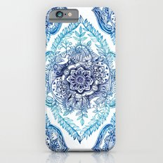 Indian Ink - in Blues Slim Case iPhone 6s