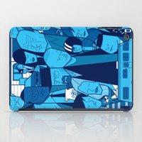Breaking Bad (blue Versi… iPad Case