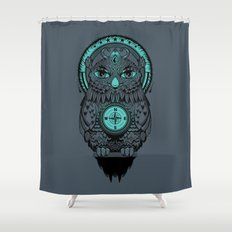 Guardian of the Lost Shower Curtain