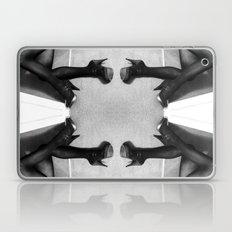 quad-heel Laptop & iPad Skin