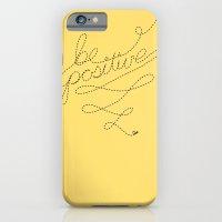 Be Positive iPhone 6 Slim Case