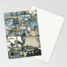 Toits de Paris Stationery Cards