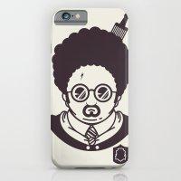 Barry Potter iPhone 6 Slim Case