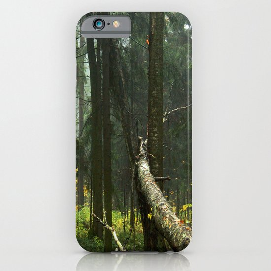 Forest#4 iPhone & iPod Case