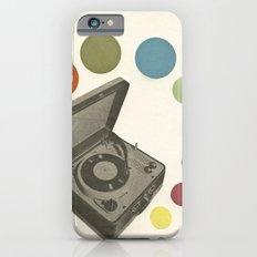 Pop Music Slim Case iPhone 6s
