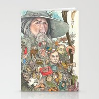 Gandalf's Beard Stationery Cards