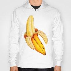 Banana Pattern Hoody