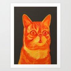 Gar-bub Art Print