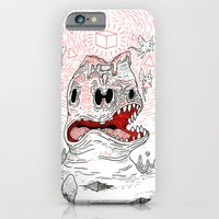 iPhone & iPod Case featuring Triangles Are Tasty by Andrew Henry