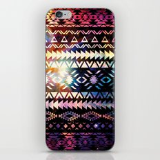 Galaxy Tribal iPhone & iPod Skin