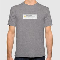 Adobe Photoshop Expectedly Quit Mens Fitted Tee Tri-Grey SMALL
