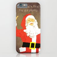 iPhone & iPod Case featuring Hoe'sHoe'sHoe's by TinyBison