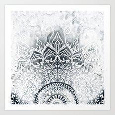 MINA MANDALA Art Print