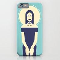 Phaedra Blue iPhone 6 Slim Case