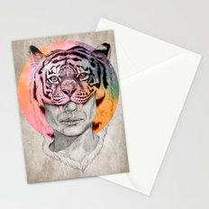 The Tiger Lady Stationery Cards